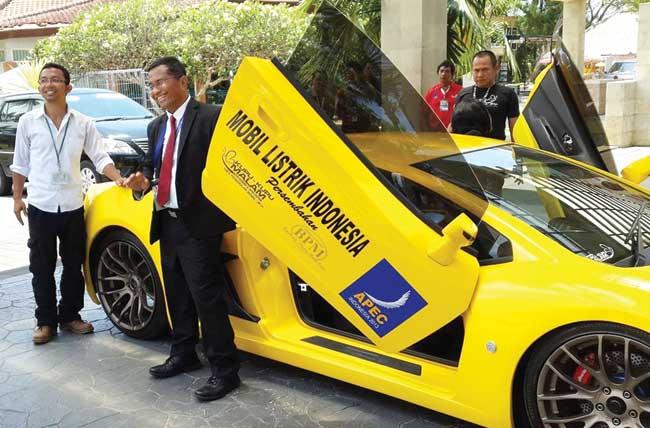 Mobil Listrik Kebanggaan Indonesia Yang Tak Dianggap Akhirnya Dipinang Malaysia