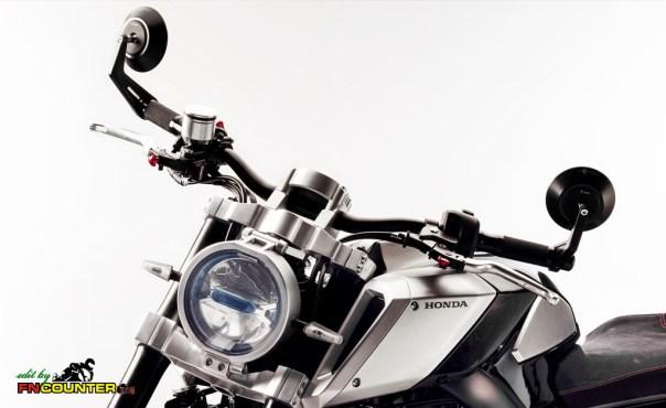 Honda CB4 Concep Front
