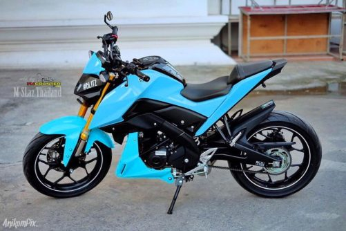 Xabre 150 Light Blue
