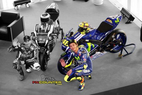 Yamaha MotoGP 17