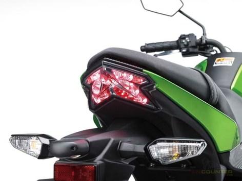 Kawasaki Z125 Tail Lamp