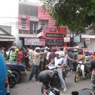 Pesawat Jatuh Blimbing Malang 4