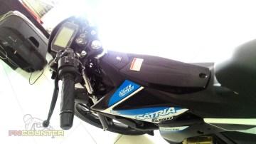 Satria F150 FI - Dek Tengah