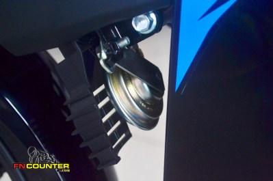 Satria F150 FI - Horn
