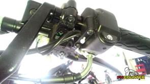 Satria F150 FI - Panel Kanan 2