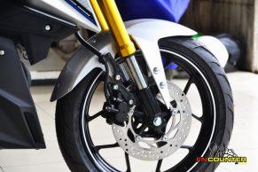 Xabre 150 - Front brake