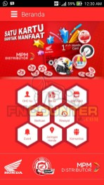 Aplikasi OHC 1