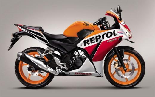 Honda CBR 150R 2015