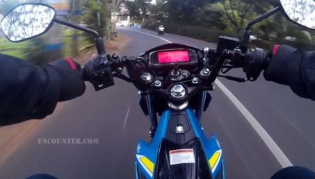 Touring Satria FU 150 FI 3