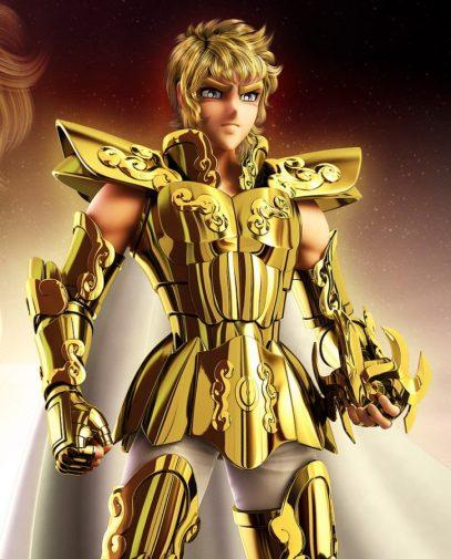 gold_saint_lion