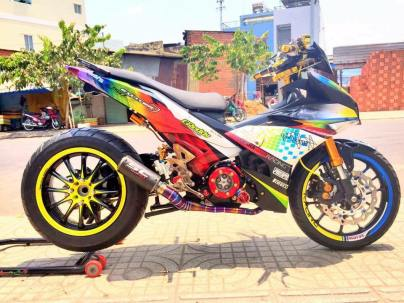 MX King 150 Candy Mod 2