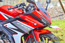 all new CBR150R Front