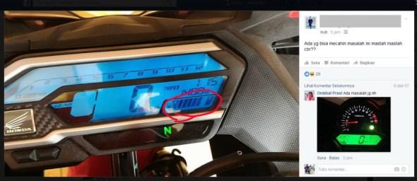error fuel meter hihi