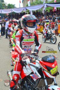 Honda Dream Cup 2016 Malang - Rheza Danica