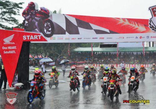 honda dream cup 2016 kanjuruhan underbone 150cc - race 2 HDC2016