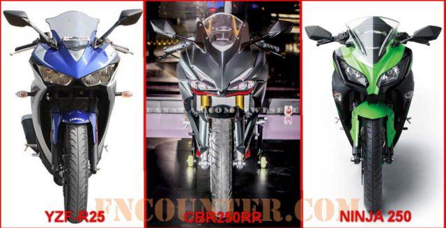 CBR250RR-NINJA250-R25 2