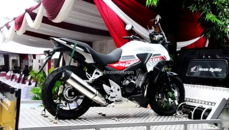 Fasilitas distribusi BIG Bike2
