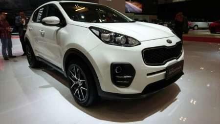 Kia All New Sportage otobikers