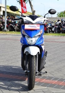 Launching All New BeAT Sporty 2016 0