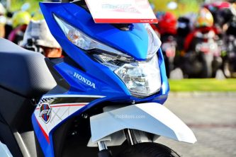 Launching All New BeAT Sporty 2016 26