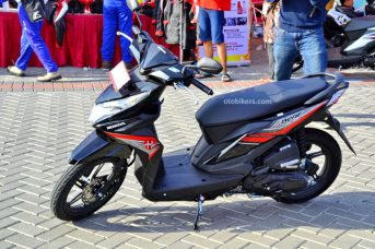 Launching All New BeAT Sporty 2016 32