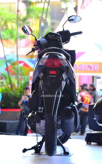 Launching All New BeAT Sporty 2016 39