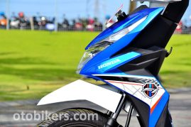Launching All New BeAT Sporty 2016 4