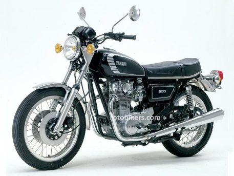 Yamaha XS 650 otobikers
