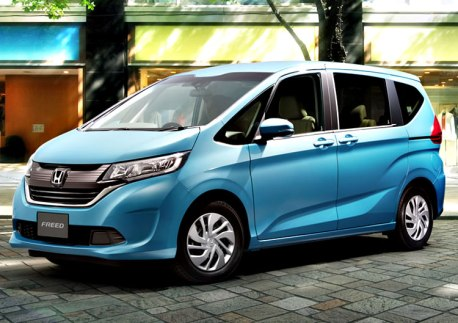honda freed 2016 otobikers