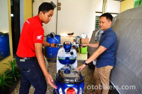 Hari Pelanggan MPM Malang Otobikers 2