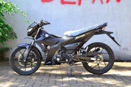 Satria FU150 Black Predator Otobikers1a