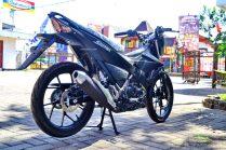 Satria FU150 Black Predator Otobikers6a