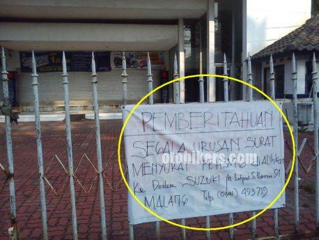dealer Suzuki Malang Kota Tutup2
