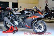 Suzuki GSX-R150 Black Matte_2
