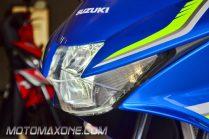 Suzuki GSX-R150 batok lampu