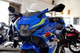 Suzuki GSX-R150 depan2