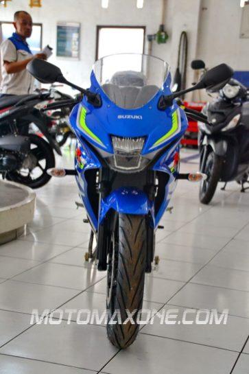 Suzuki GSX-R150 depan3