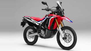 Honda CRF250 Rally2