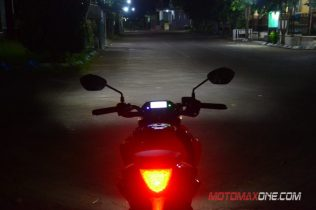 review headlamp gsx-s150_4