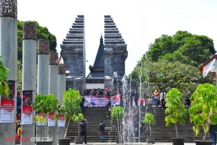 turing kemerdekaan 2017 23 makam bung karno blitar