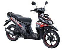 Suzuki NEX II Sporty Runner Titan Black 2