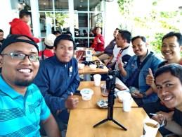 gathering blogger vlogger mpm bali - astra motor denpasar kopdar
