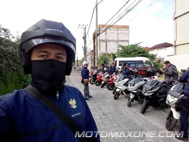 gathering blogger vlogger mpm bali - persiapan touring