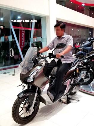 honda adv 150 malang motomaxone 33b