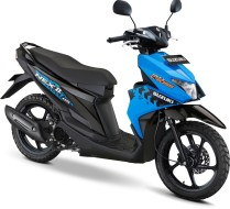 NEX II CROSS - TRICK BLUE STD motomaxone