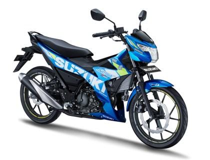 Satria F150 FI 2019 Malang BLUEGP