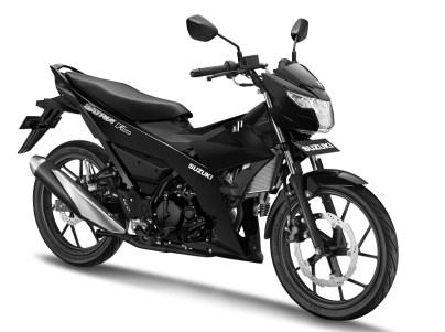 Satria F150 FI 2019 Malang Matte Black