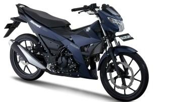 Satria F150 FI 2019 Malang Matte Blue Motomaxone