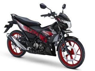 Satria F150 FI 2019 Malang Red