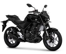 New Yamaha MT25 2019 2020 Yamaha Malang Motomaxone Metallic-BlackMT25